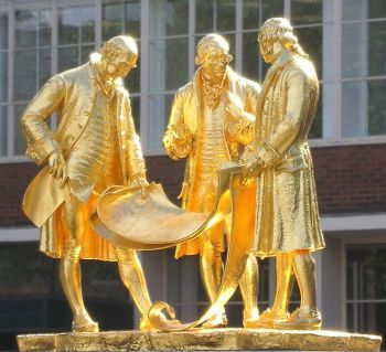 Boulton, Watt and Murdoch of The Lunar Society