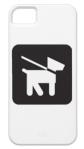 dog_leash_sign_iphone_5_case