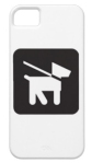 dog_leash_sign_iphone_5_case