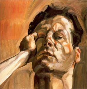 Freud_mans-head-self-portrait-1963