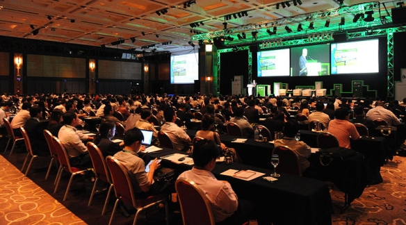 Creative Commons: Close to 1,000 delegates attended the International Green Building Conference 2011