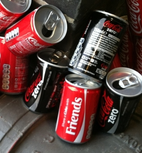Coke_cans_Friends