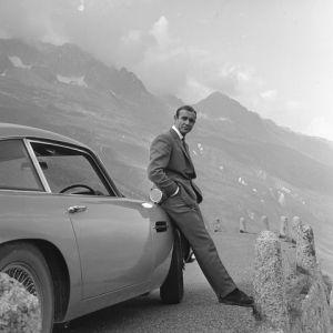 """The name is Bond; James Bond"""